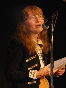 Sharon A. Crawford reads from her Beyond series